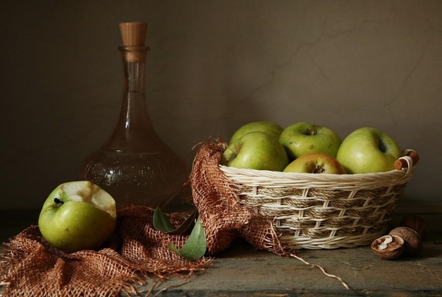 А вы умеете делать вино из яблок?