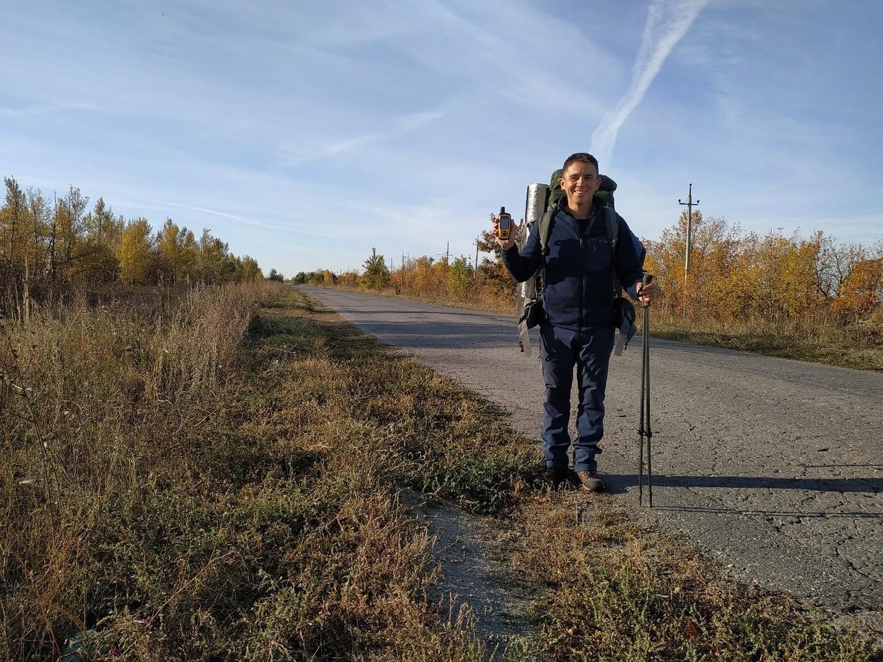 Петербуржец Евгений Кутузов рассказал, зачем он идет пешком в Индию