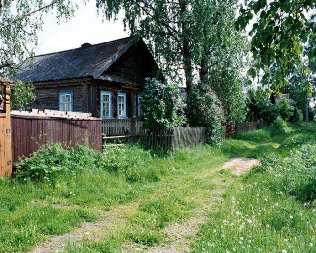 25 ностальгических фотографий деревни времён СССР