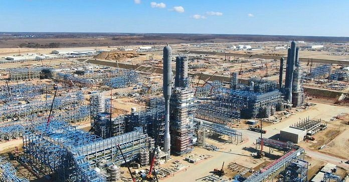В России строится огромный завод. А рядом проектируется еще один гигант!