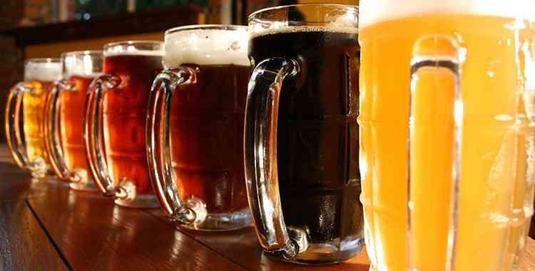Особенности, виды и сорта ирландского пива