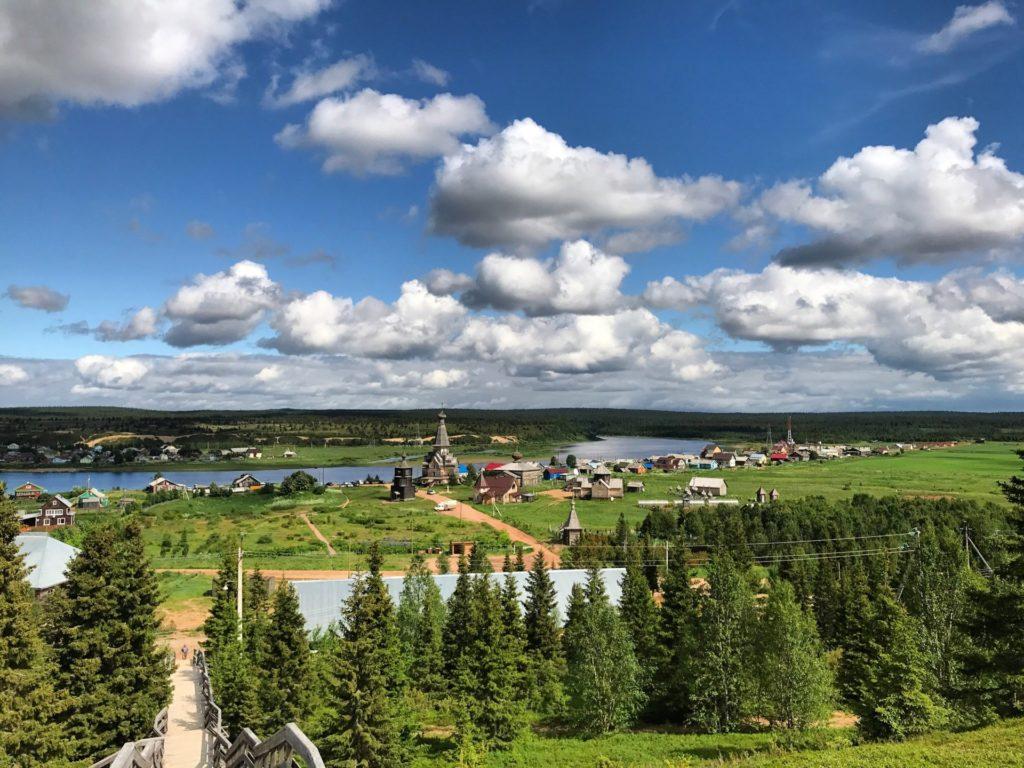 Самые красивые деревни и села России: подборка фотографий