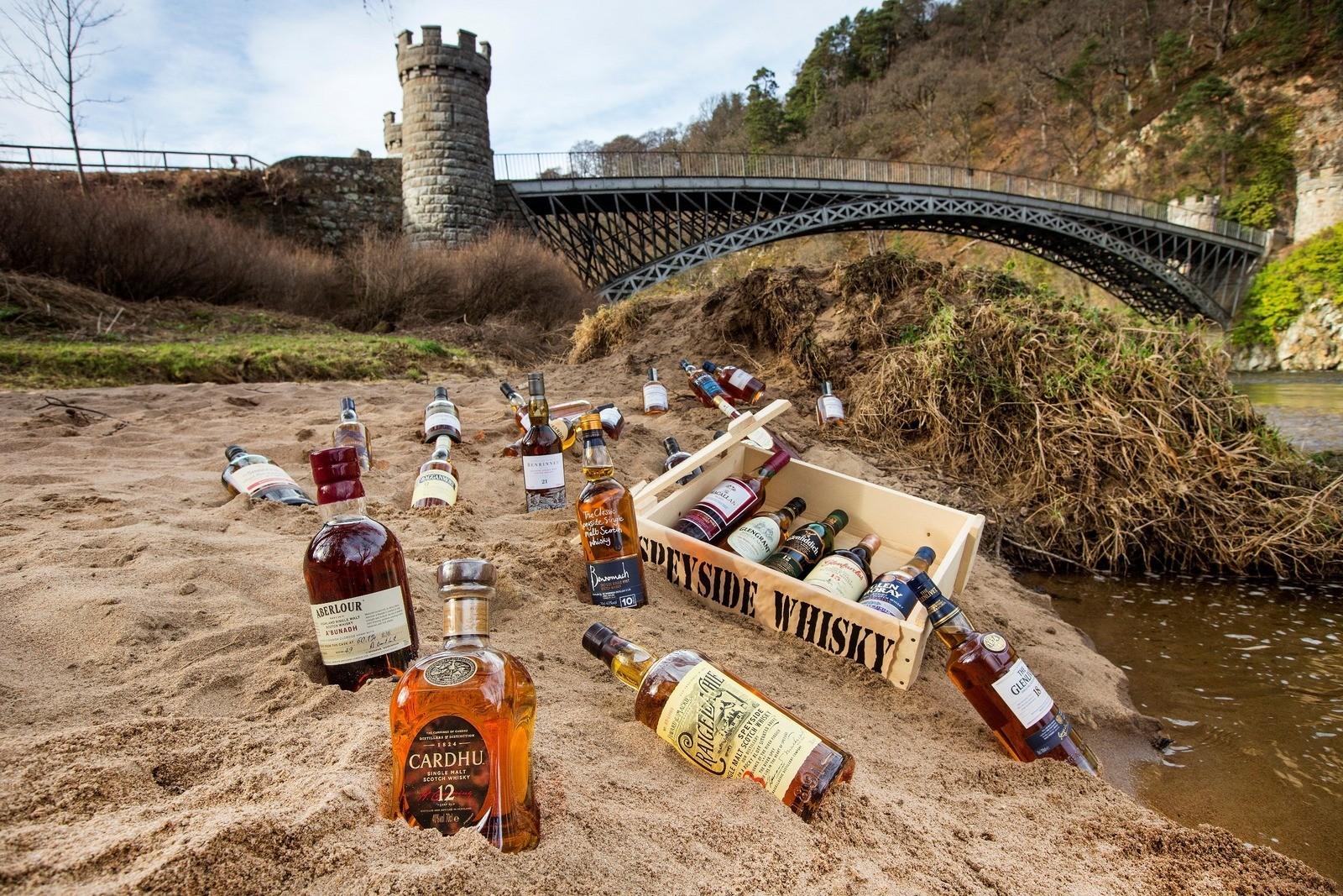 Виски Спейсайда (Speyside) – универсальный скотч для начинающих и опытных ценителей
