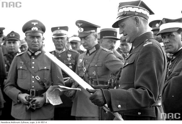 Раздел Чехословакии Германией и Польшей привёл к началу Второй Мировой Войны