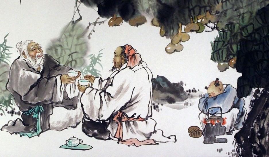 """Китайская мудрость из романа И. Калашникова """"Жестокий век"""""""