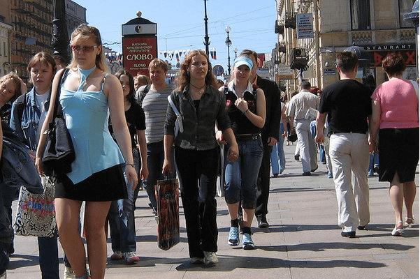 Житель США приехал в Россию и рассказал, что думает про уровень жизни россиян
