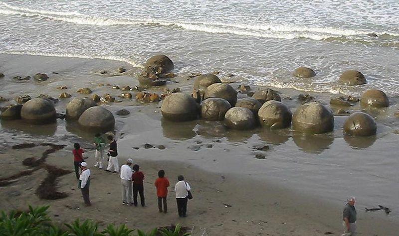 Загадочные каменные шары Коста-Рики