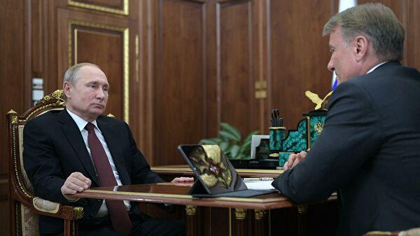 """""""Жулики"""" - так охарактеризовал Путин менеджеров Сбера прямо в лицо Грефу"""