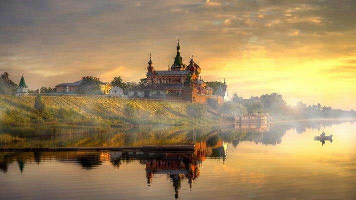 Природная идеология русских