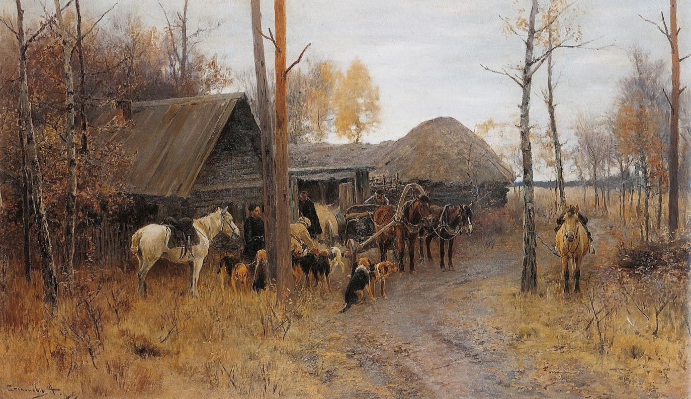 Художник Алексей Степанов (1858 – 1923). Сверкающий и очень простой