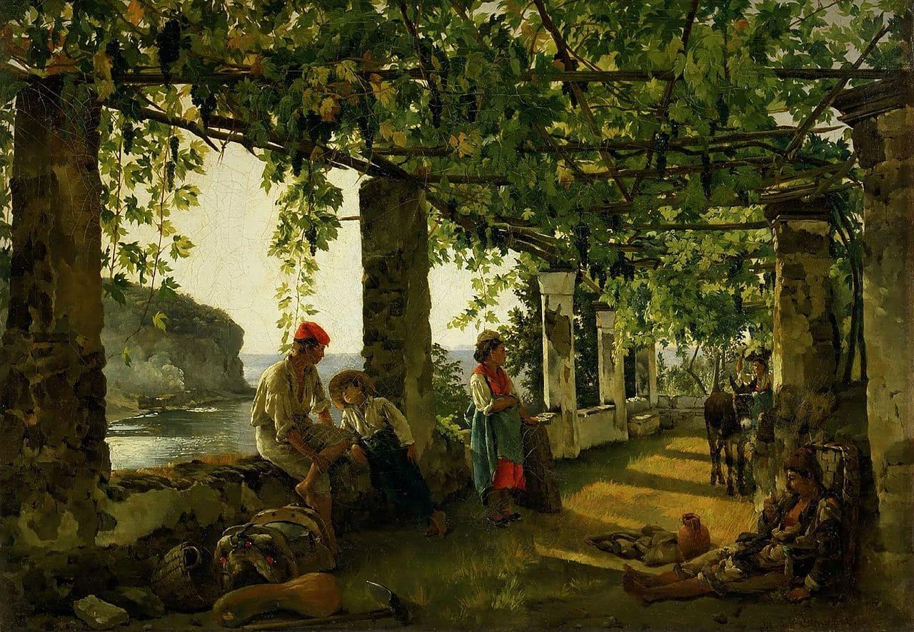 Художник Сильвестр Щедрин (1791 – 1830). Основоположник русского реализма