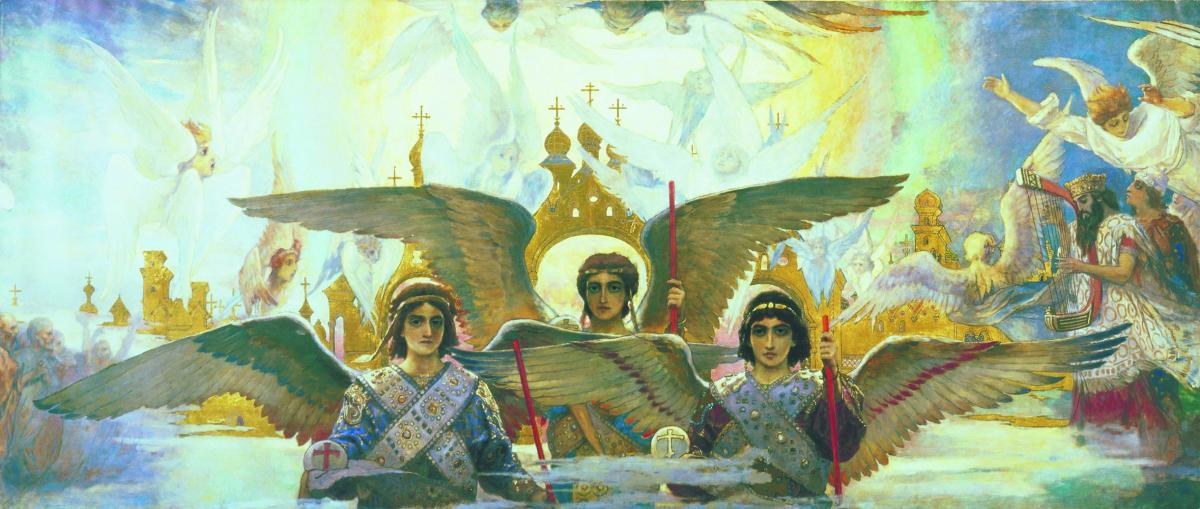 О предназначении русского народа