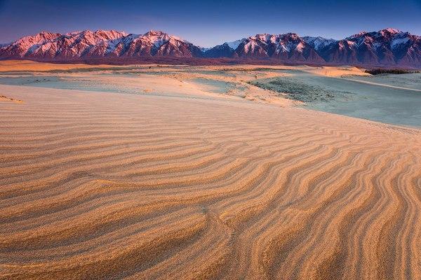 Чарские Пески. Самая неправильная пустыня на свете