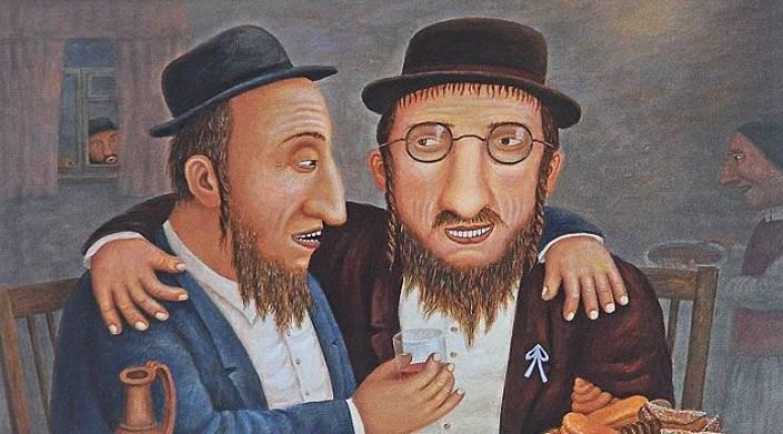 «Жили-были в Белостоке два брата-еврея, оба портные…»