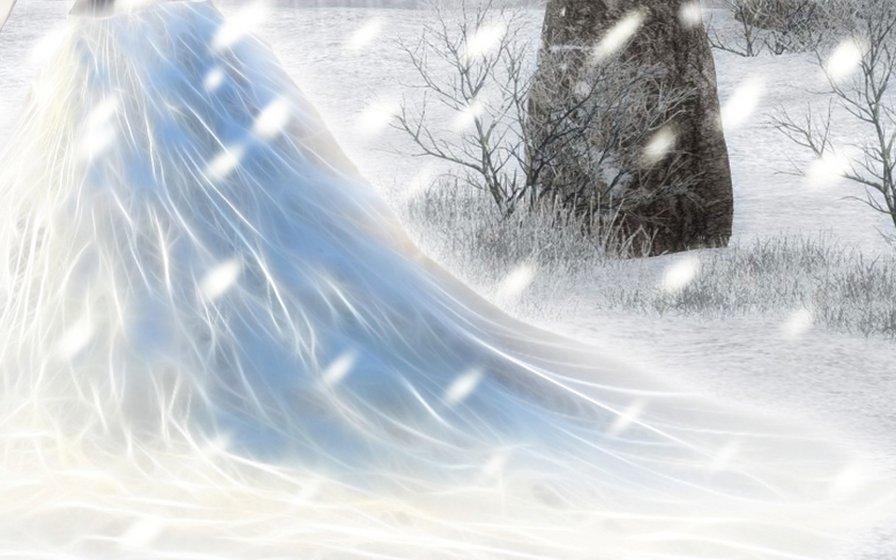 В гости к Снежной Царице (сказка)