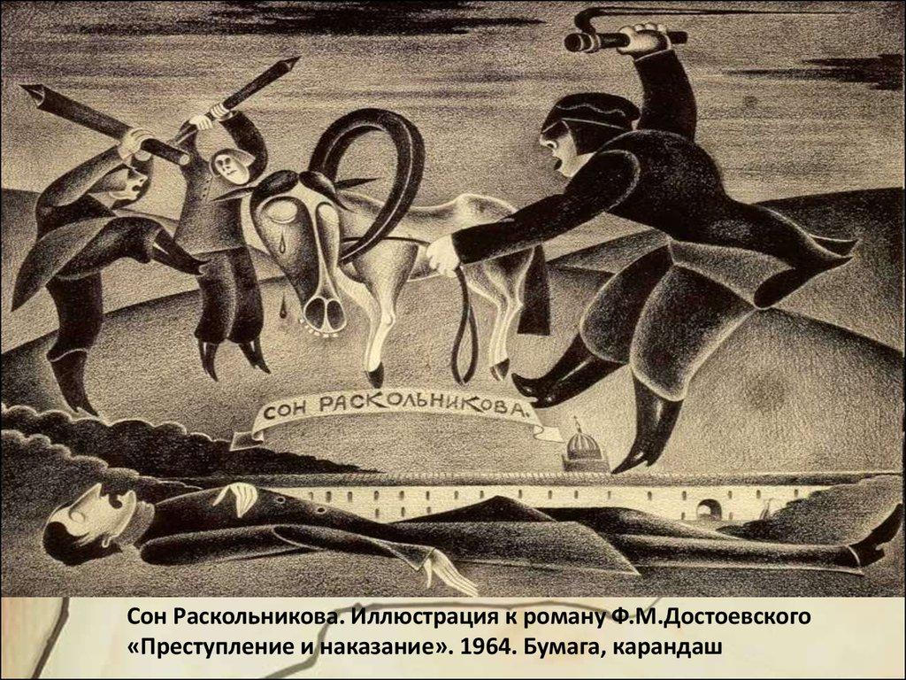 Сон Раскольникова про лошадь