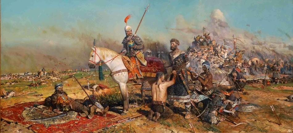 Забытые битвы Руси. Битва при Молодях.