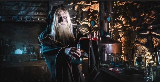 - Что вы можете рассказать об алхимии?