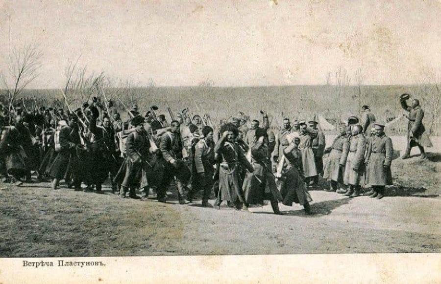 Казак - пластун. Каких казаков набирали в особые казачьи батальоны и дивизии пластунов