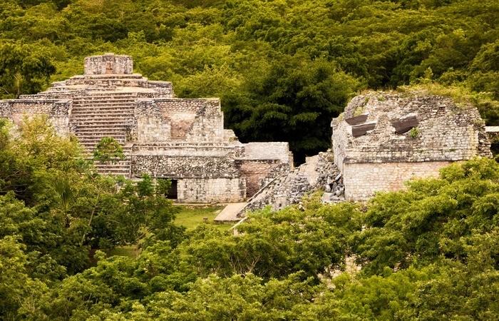 Археологи нашли гигантский город майя, который объяснил, почему цивилизация погибла