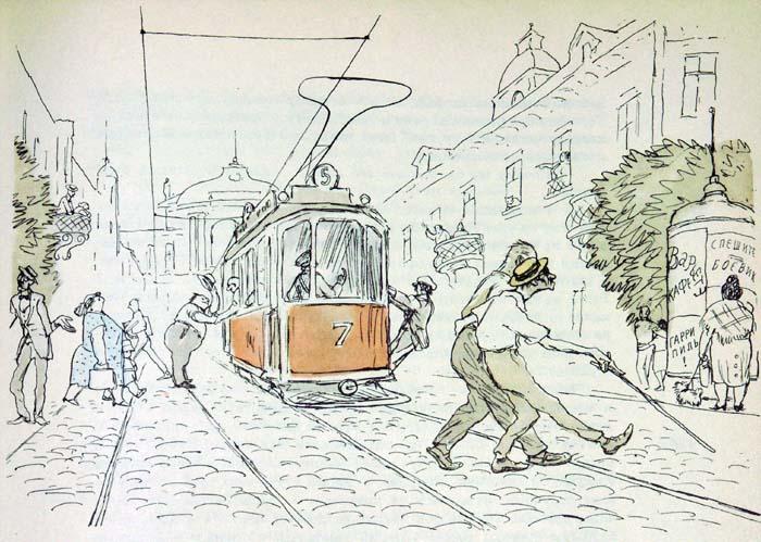 Мысль из романа Ильфа и Петрова «Золотой теленок» (1931).