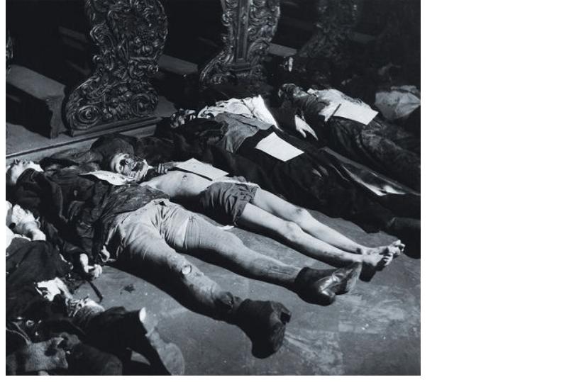 14 февраля 1945 года ВВС США разбомбили Прагу