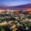 Тут делают бензин – нефтеперерабатывающий комплекс «Башнефти» в Уфе ( 34 фото)