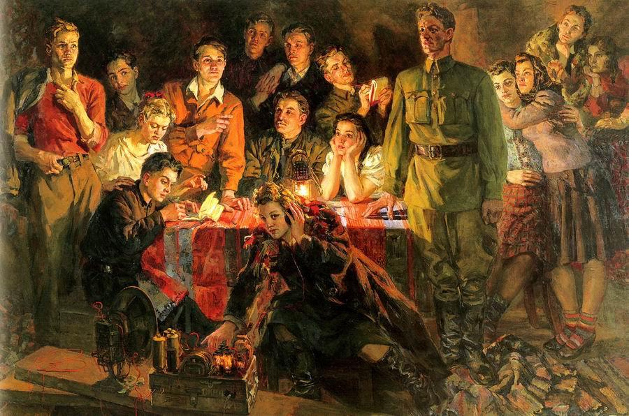 «Молодая гвардия»: реальный подвиг литературных героев