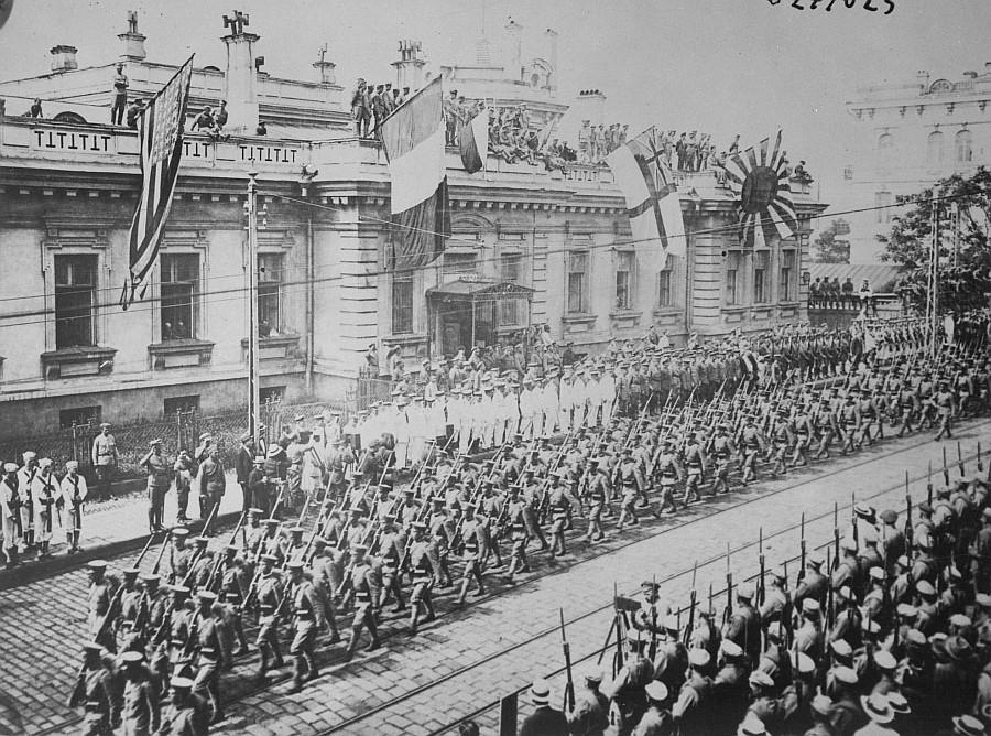 """""""Гражданская война"""" - против кого мы воевали. И для чего нужна в России новая революция и гражданская война."""