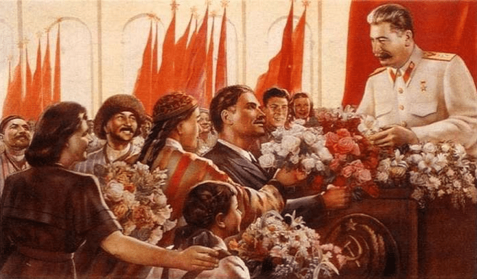 ЛЕНИН И СТАЛИН, ОТЦЫ-ОСНОВАТЕЛИ УКРАИНЫ, КАК ГОСУДАРСТВА, И УКРАИНЦЕВ,КАК НАЦИИ.