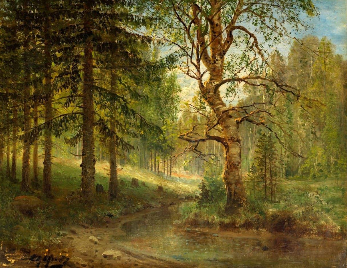 Художник Семён Федоров (1867 – 1910). Русский пейзаж