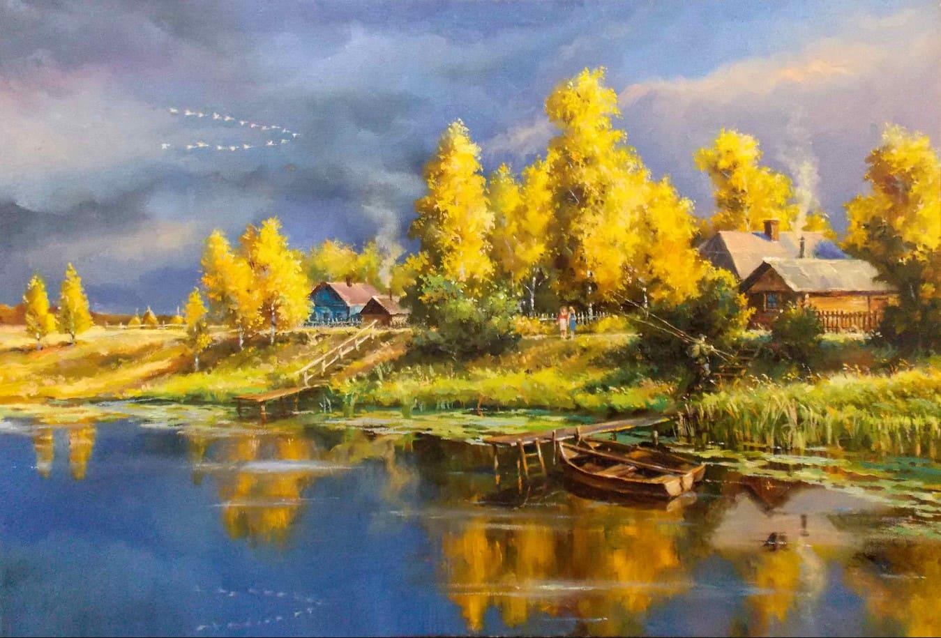 Художник Сергей Бессонов. Счастье есть