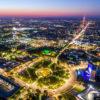 Ташкент с высоты — самый большой город в Средней Азии (72 фото)