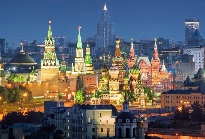 Как Кремль исчез на 4 года