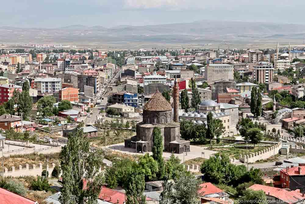 КАРС — как русский город стал турецким