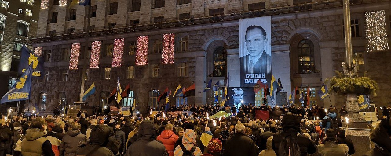 Киев официально отпразднует юбилеи гитлеровских головорезов и палачей