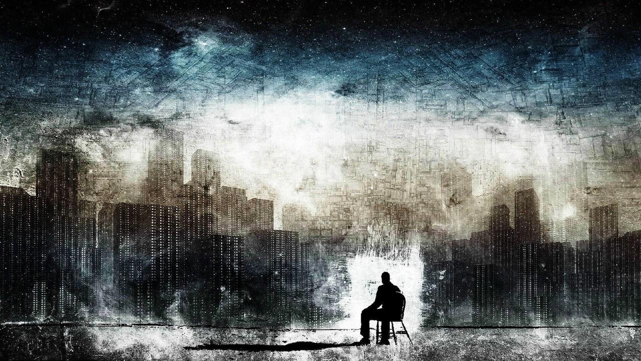 """""""Увидеть невидимку"""" рассказ. Автор Роберт Сильверберг"""