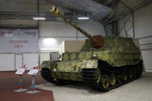 3 уникальных военных машины