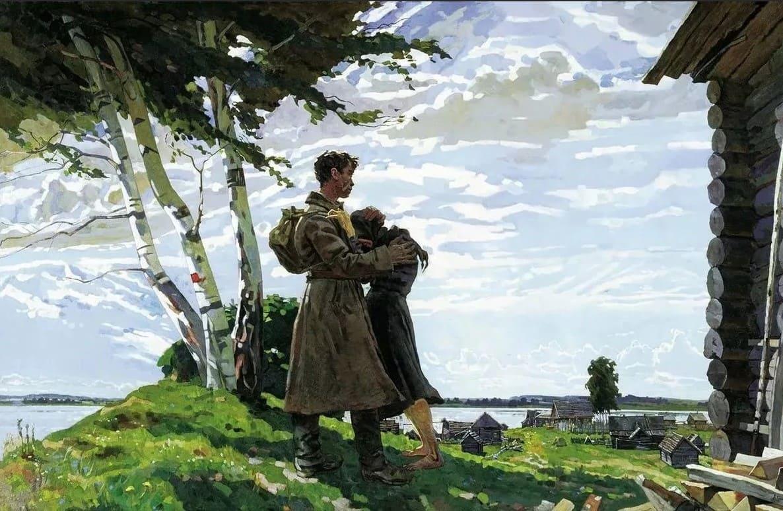 Настоящие стихи о Великой войне. Часть 1