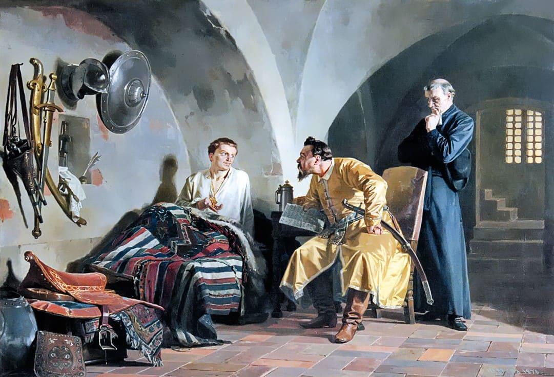 Художник Николай Неврев (1830 — 1904). История России в картинах