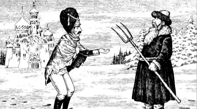 Откуда в русском языке взялось слово «шаромыжник»?
