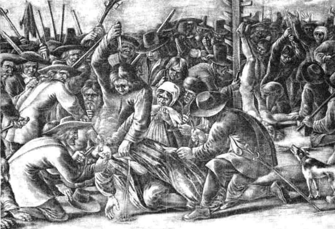 Как голландцы убили и СЪЕЛИ своего премьер-министра