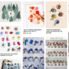 Акварельные пчелы — занимаемся с детьми