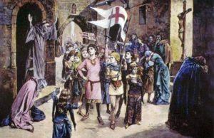 """""""Крестовый поход детей"""" - Что мы слышали об этом явлении в истории западных экспансий?"""