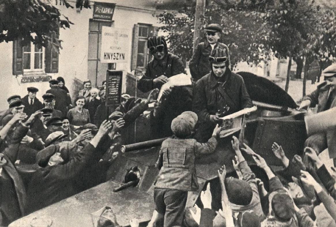 Сентябрь 1939 года. Принятие решения о начале Освободительного похода