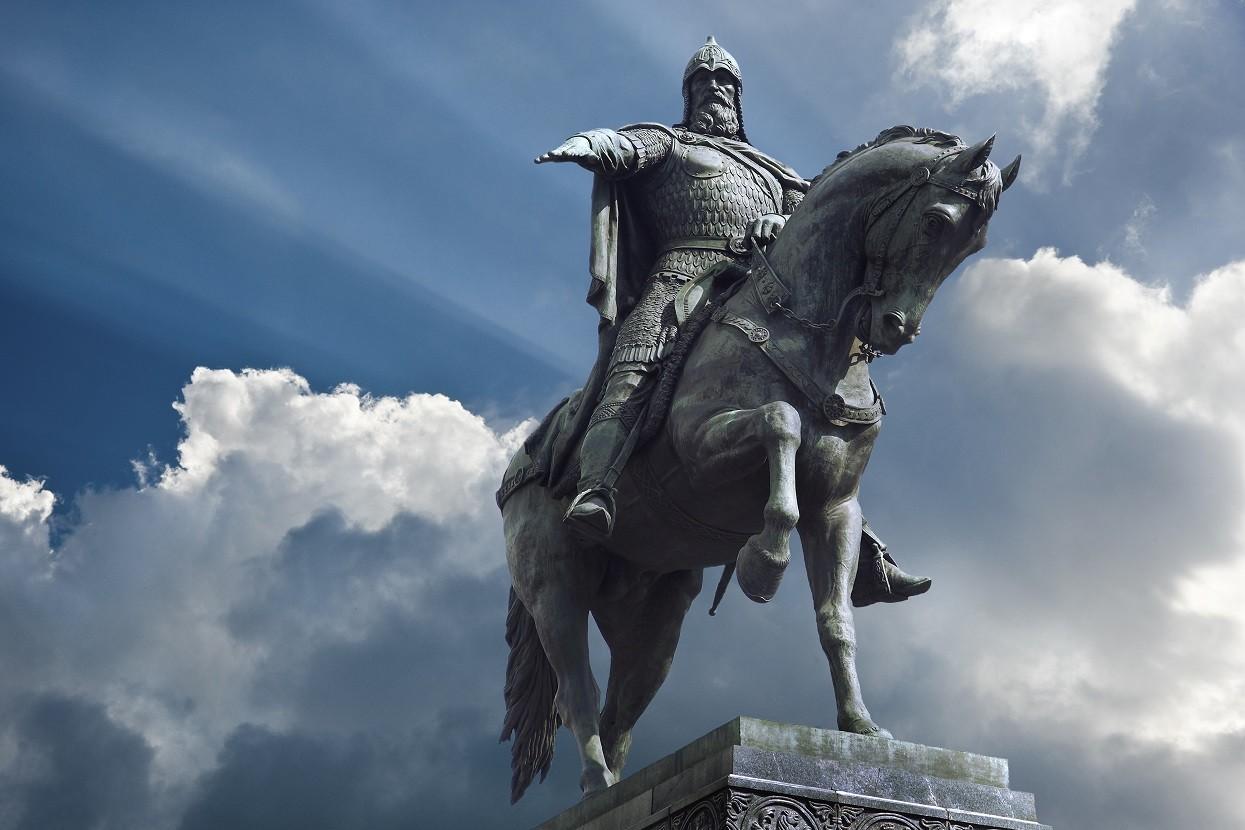 Что нам заграница?!!! Юрий Долгорукий есть принц Уэссекский и законный наследник британского престола