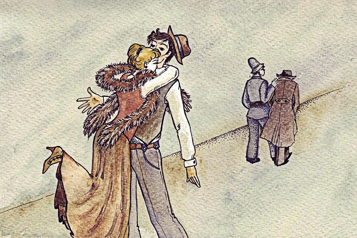 """""""Русские соболя"""" рассказ. Автор О. Генри"""