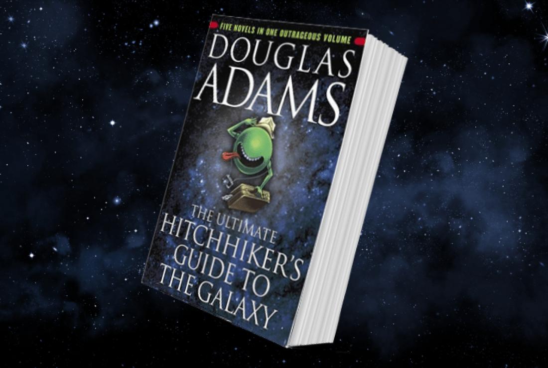 16 забавных фактов о книге «Автостопом по Галактике»