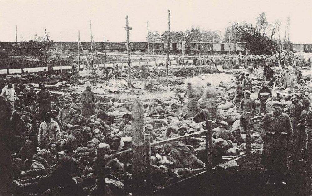 Польский плен: как уничтожили десятки тысяч русских людей