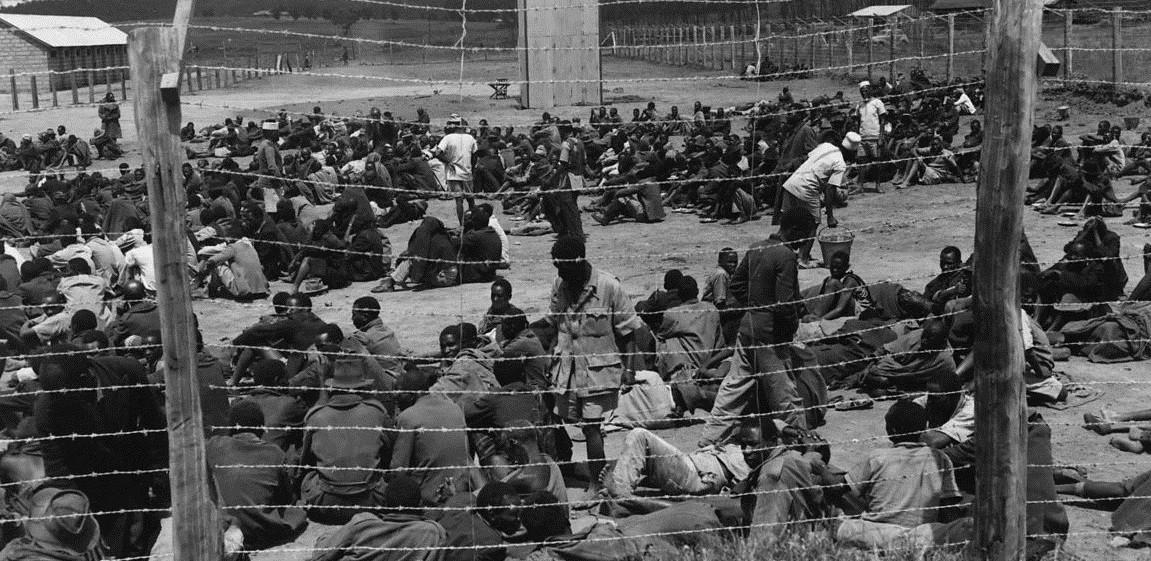 Концентрационные лагеря – изобретение британцев